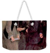 Leaving The Conservatory Weekender Tote Bag