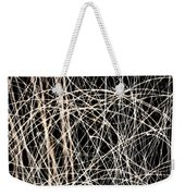 Lighttrails Weekender Tote Bag