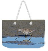 Long-billed Dowitcher Weekender Tote Bag