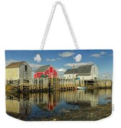 Low Tide At Blue Rocks  03 Weekender Tote Bag
