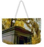 Mausoleum In Georgia Weekender Tote Bag