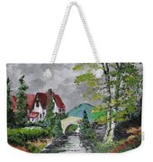 Melody Of A Dream Weekender Tote Bag