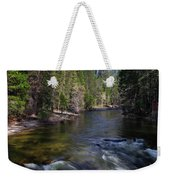 Merced River, Yosemite National Park Weekender Tote Bag