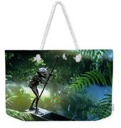 Messing About On The River Weekender Tote Bag