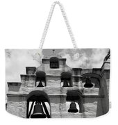Mission Bells Weekender Tote Bag