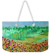 Mountain Meadow Weekender Tote Bag by Kim Nelson