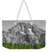 Mountain Rising Weekender Tote Bag