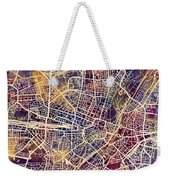Munich Germany City Map Weekender Tote Bag