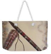 Native American Style  Weekender Tote Bag