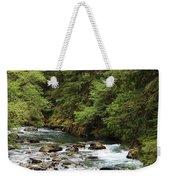Ohanapecosh River Weekender Tote Bag