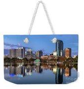Orlando Skyline Weekender Tote Bag