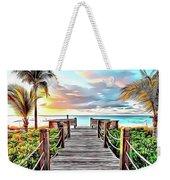 1 Paradise Pier Weekender Tote Bag