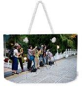 Photographers Weekender Tote Bag