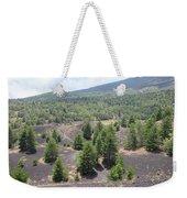 Photography Landscape Shot From The Etna National Park On Sicily Weekender Tote Bag