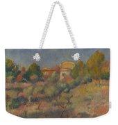 Pierre Auguste Renoir  Weekender Tote Bag