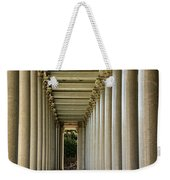 Portico Weekender Tote Bag