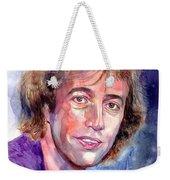 Robin Gibb Portrait Weekender Tote Bag