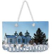 Russian Orthodox Church Ninilchik Alaska Weekender Tote Bag