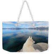 Sekani  Weekender Tote Bag by Sean Sarsfield