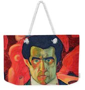 Self Portrait, 1910 Weekender Tote Bag