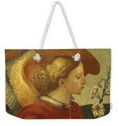 The Archangel Gabriel Weekender Tote Bag