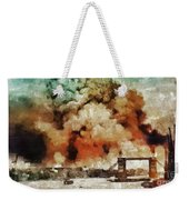 The Blitz, Wwii Weekender Tote Bag