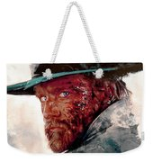 The Wounded Cowboy Weekender Tote Bag