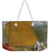 The Yellow Sail, 1905 Weekender Tote Bag