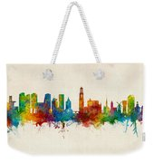 Utrecht The Netherlands Skyline Weekender Tote Bag