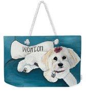Wonton Weekender Tote Bag