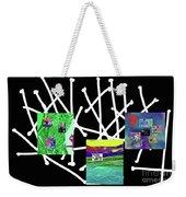 10-22-2015babcdefghijklmnopq Weekender Tote Bag
