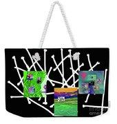 10-22-2015babcdefghijklmnopqrtu Weekender Tote Bag