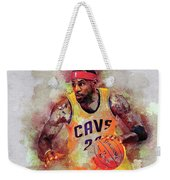Lebron Raymone James Weekender Tote Bag