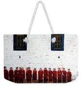 12 Monks Weekender Tote Bag