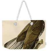White Headed Eagle  Weekender Tote Bag
