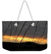 Photograph Of A Sunset Weekender Tote Bag
