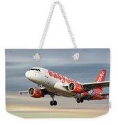 Easyjet Airbus A319-111 Weekender Tote Bag