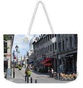 Old Montreal Weekender Tote Bag
