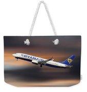 Ryanair Boeing 737-8as Weekender Tote Bag