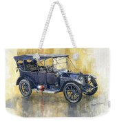 1913 Cadillac Four 30 Touring Weekender Tote Bag