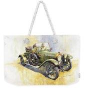 1916 Praga Mignon Weekender Tote Bag