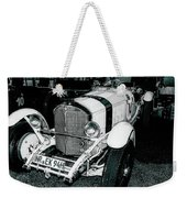 1920's Mercedes Benz Convertible Weekender Tote Bag