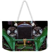 1930's Invicta Roadster In Colour Weekender Tote Bag