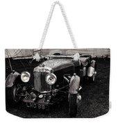 1930's Aston Martin Convertible Weekender Tote Bag
