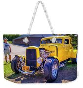 1931 Ford Model A 5 Window Coupe Weekender Tote Bag