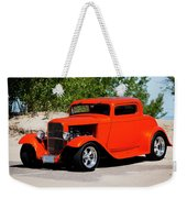 1932 Ford 3 Window Coupe  Weekender Tote Bag