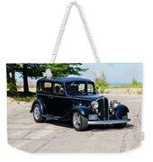 1933 Buick 50 Series Weekender Tote Bag