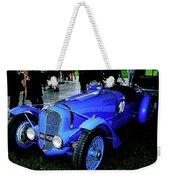 1936 Delahaye 135 Weekender Tote Bag