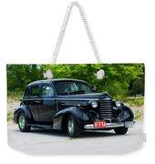 1937 Oldsmobile F 37 Weekender Tote Bag