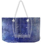 1937 Whiskey Barrel Patent Weekender Tote Bag